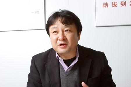 楽天株式会社 楽天市場事業マーケティング部 副部長 藤田浩平氏