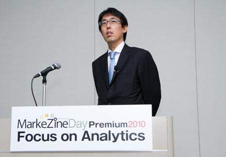 SAS Institute Japan株式会社ビジネス開発本部 CIグループ部長 高橋昌樹氏