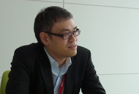 江崎グリコ株式会社 コミュニケーション本部 生活者調査室 マネージャー 古澤 幸彦 氏