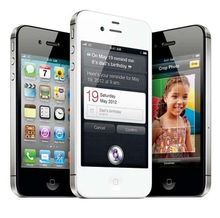 パワーアップしたiPhone 4Sは、売れ行きも好調