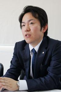 株式会社コミクス 代表取締役社長 鈴木 章裕 氏