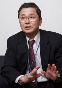 日本放送協会 編成局 デジタルサービス部 部長 松村隆博さん