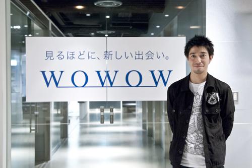 株式会社WOWOW マーケティング局 プロモーション部 瀧口 創 氏