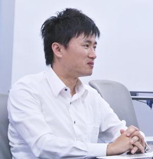 株式会社ループス・コミュニケーションズ コンサルタント 岡村健右氏