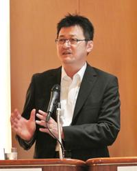 グーグル株式会社代表取締役 有馬 誠氏