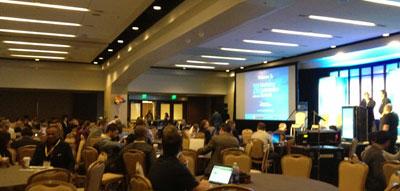 2012年3月5〜7日まで、サンフランシスコで開催された「eMetrics: Marketing Optimization Summit」
