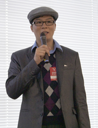 Lithium社のMichael Wu氏