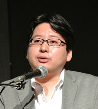 NHN Japan 執行役員/Chief Strategy & Marketing Officer ウェブサービス本部 事業戦略室室長 舛田 淳氏