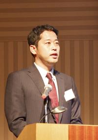 シナジーマーケティング株式会社取締役兼COO 田代正雄氏