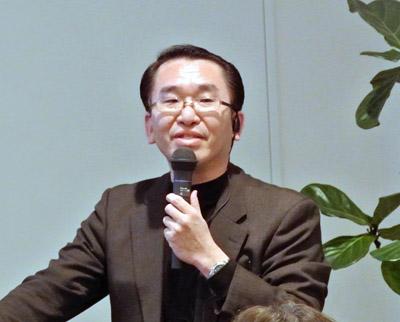 著書『次世代マーケティングリサーチ』(ソフトバンククリエイティブ)<br />     でも知られる萩原雅之氏