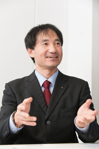 キリン株式会社 小川 直樹氏