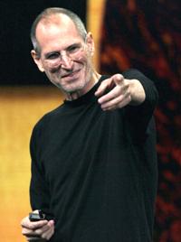 「マーケティングリサーチ不要論」を唱えた代表的な人物とされるスティーブ・ジョブズ氏