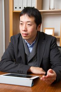株式会社良品計画 WEB事業部長奥谷孝司氏
