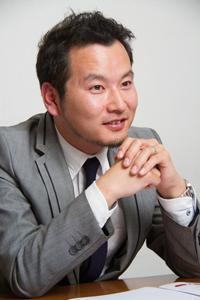 株式会社ALBERT セールスコンサルティング部ディレクター 平原昭次氏