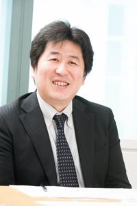 全日本空輸株式会社 前田欣伸氏