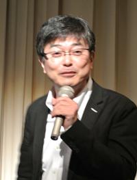 エステー株式会社執行役宣伝部長クリエイティブ・ディレクター鹿毛康司氏