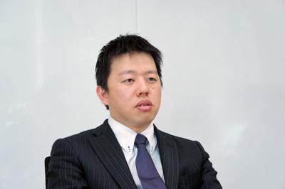 高田旭人取締役副社長