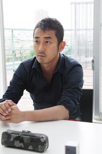 株式会社カフェグルーヴ 代表取締役 浜田寿人 氏