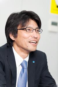 シャボン玉石けん株式会社 マーケティング部 部長 兼 通信販売部 部長 松永康志氏
