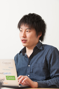 株式会社Gunosy 代表取締役CEO 福島良典さん