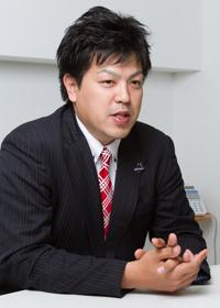 株式会社日本女子プロ野球機構 西日本統括グループ ゼネラルマネージャー背尾匡徳氏