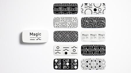 Magicのパッケージデザイン