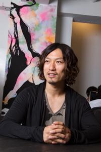 株式会社VASILY 代表取締役CEO 金山裕樹さん