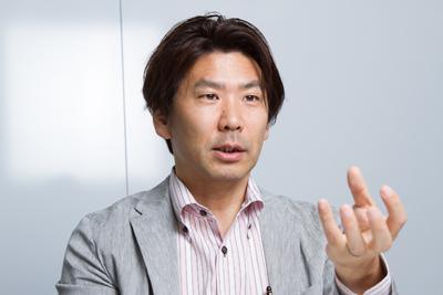 株式会社ホットリンク 代表取締役CEO 内山幸樹氏