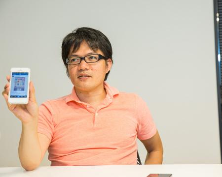 ユナイテッド株式会社 取締役 兼 執行役員/メディアカンパニー カンパニー長 手嶋浩己さん