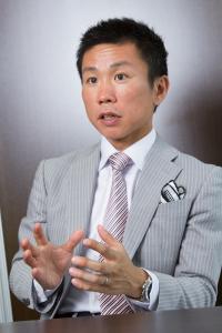 株式会社ゼロスタート代表取締役社長山崎徳之氏