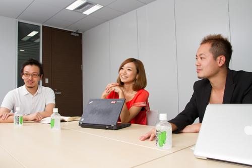 左から、田宮直人氏、武内美香氏、谷井靖史氏