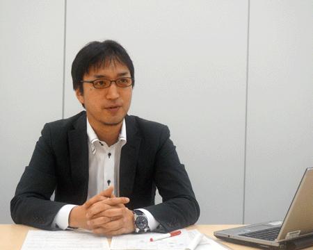 日産自動車株式会社 マーケティング本部 販売促進部 吉野浩正氏