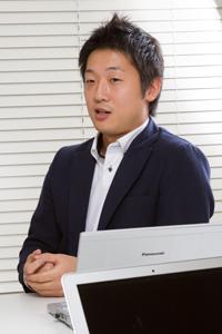 アイモバイル メディアグループ グループリーダー古澤純哉