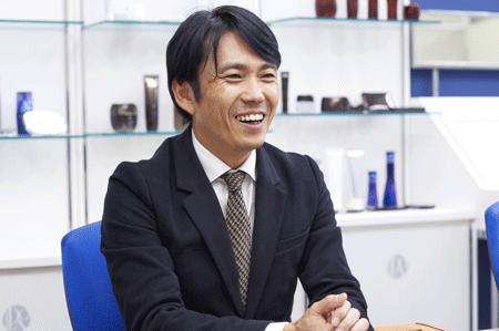 株式会社ポーラ 宣伝部長 由井薗誠氏