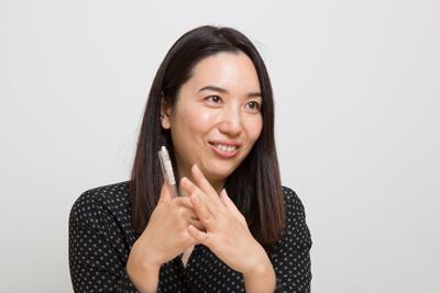 アイランド株式会社 代表取締役粟飯原理咲(あいはら りさ)氏