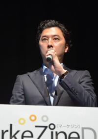 株式会社オムニバス 代表取締役CEO 山本 章悟氏