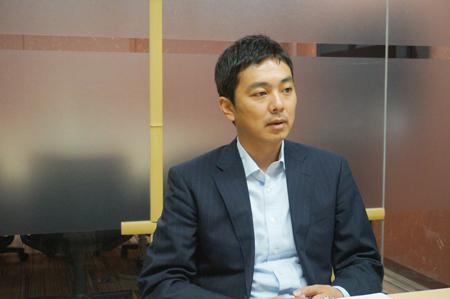 マルケト 代表取締役社長 福田康隆氏