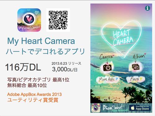 My Heart Camera(ハートカメラ)