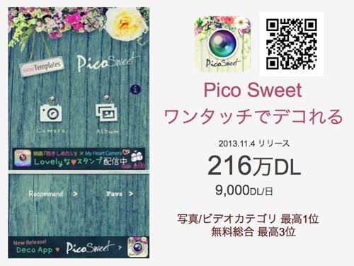 Pico Sweet(ピコ・スイート)