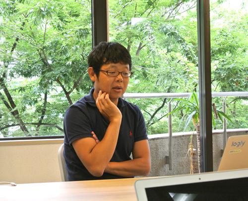 ログリー株式会社代表取締役 吉永浩和氏