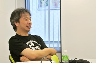 おおつねまさふみ氏。日本を代表するネットウォッチャーとして、日々活動中。