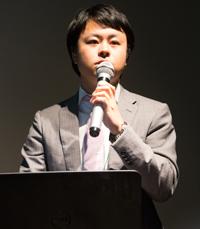 株式会社ブレインパッド ソリューション本部 営業部 プロダクトマネージャー 林 隆司氏