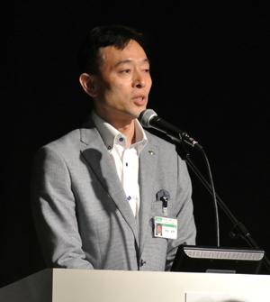 ライオン株式会社 宣伝部 デジタルコミュニケーション推進室長 保坂政美氏