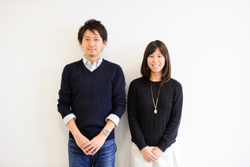 GMOペパボ取締役・星隼人さんとコイニー代表・佐俣奈緒子さん