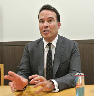 Krux CEO トム・チャベス氏