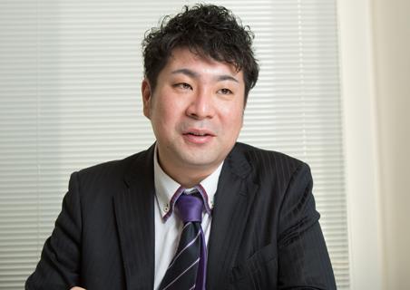 株式会社マルジュ 営業部 部長 松本勇氏