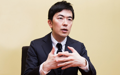 株式会社セールスフォース・ドットコム Marketing Cloud本部 マーケティングディレクター 加藤希尊(かとう みこと)氏