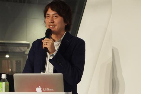 株式会社LIG 代表取締役社長 岩上 貴洋氏