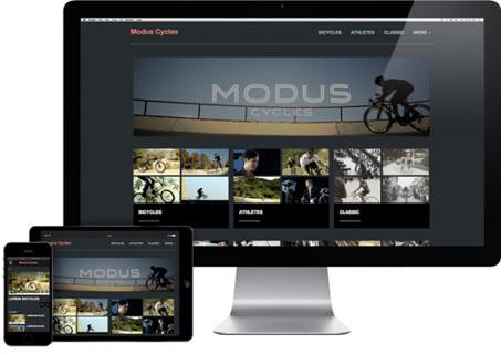 タブレットやモバイル機器に対応した動画ポータルサイトを作成可能