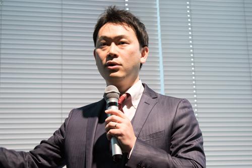 株式会社プラスアルファ・コンサルティング カスタマーリングス事業部 部長 鈴村 賢治氏
